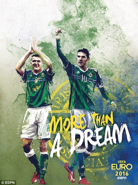 Steven Davis and Kyle Lafferty will shoulder much of Northern Ireland's hopes...