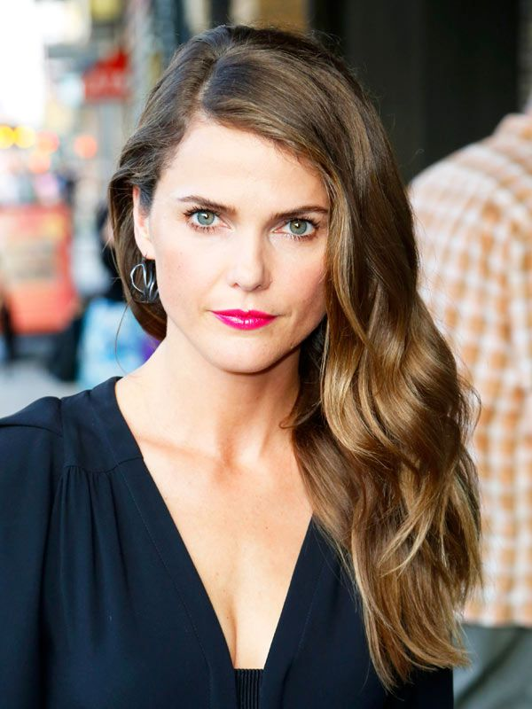 Keri Russell's hair looks better than ever!!