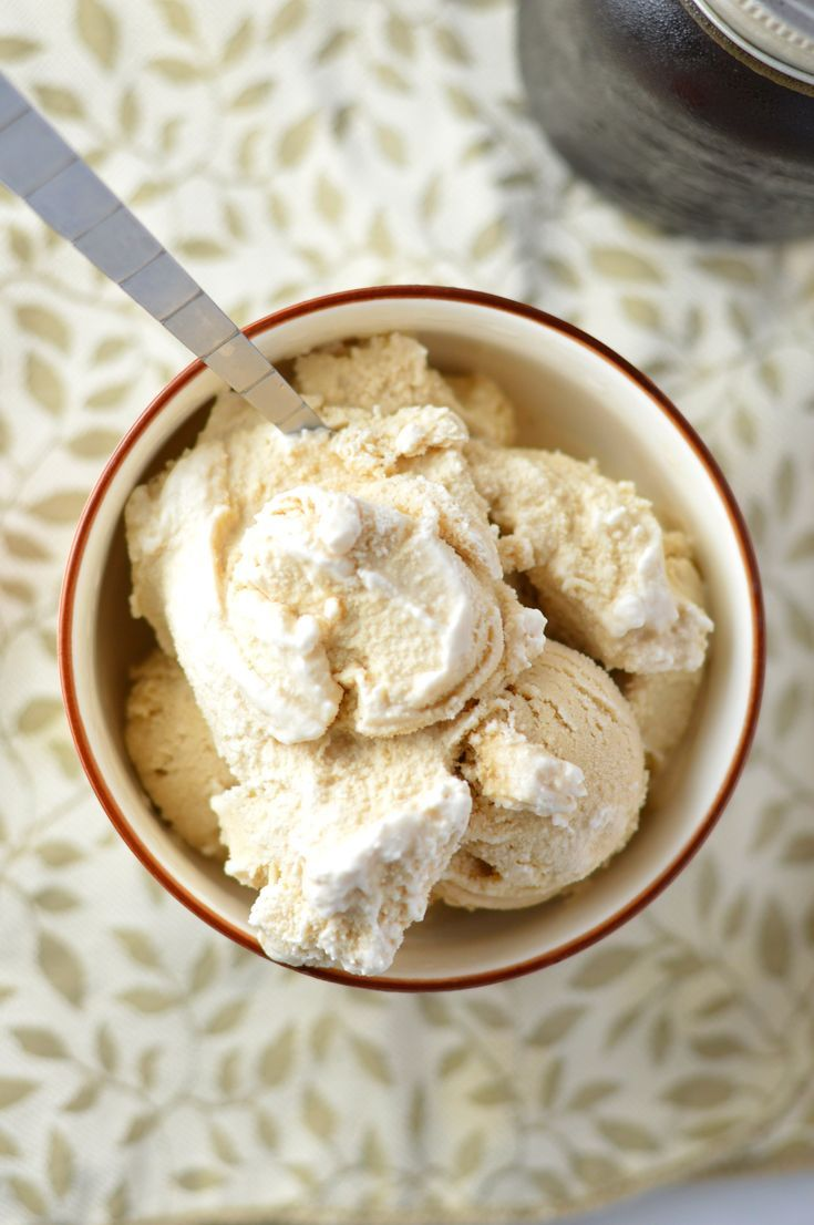 Coffee Ice Cream A Taste Of Madness Recipe Ice Cream Maker Recipes Coffee Ice Cream Cuisinart Ice Cream Maker Recipes
