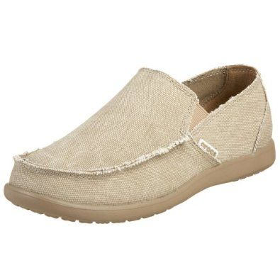 crocs Men's Santa Cruz Slip-On  Order at http://www.amazon.com/crocs-Mens-Santa-Cruz-Slip-On/dp/B001KZI2WW/ref=zg_bs_shoes_32?tag=bestmacros-20
