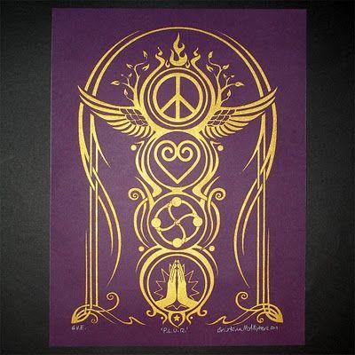 "Gypsy Mystery: ""P.L.U.R.: Peace, Love, Unity, Respect"""