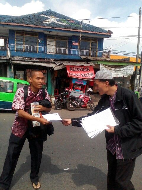 Surat untuk Indonesia .