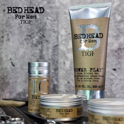 Bed Head for men by coiffeur kut