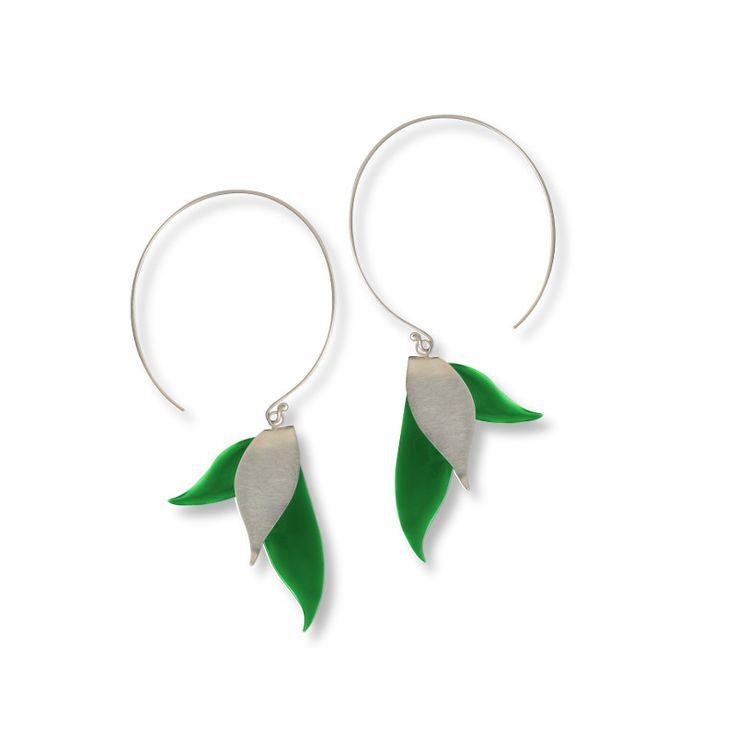 Floral/ earrings/ Jewelietta