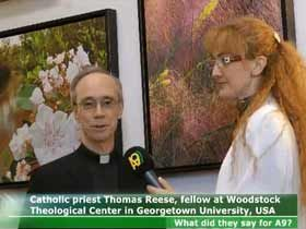 Peder Thomas Reese, Roman Katolik Rahip, Georgetown Üniversitesi Woodstock Teoloji Merkezi Akademisyen, ABD Video