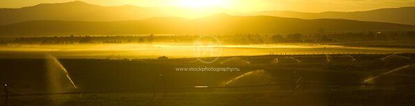 Sunset over Rocky Mountains  © Arno Enzerink / www.stockphotography.nu All rights reserved.