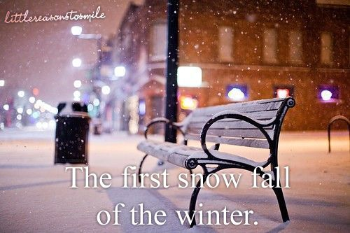 Especially if I don't have to go anywhere: Snow Fall, Benches, Art Photography, Girly Things, Beautiful, Winter Wonderland, Christmas, East Village