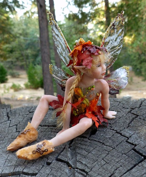Cleo OOAK Hiddleston Fairy