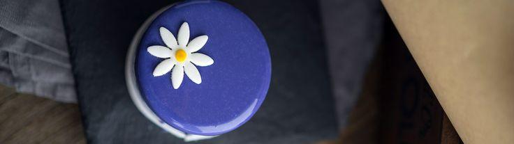 Современные десерты: муссовое пирожное Молли с лавандой - Andy Chef - блог о еде и путешествиях, пошаговые рецепты, интернет-магазин для кондитеров