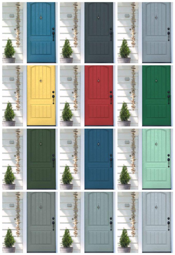 Die besten 25+ Lackierte türen Ideen auf Pinterest Malerei türen - esszimmer komplett g amp uuml nstig