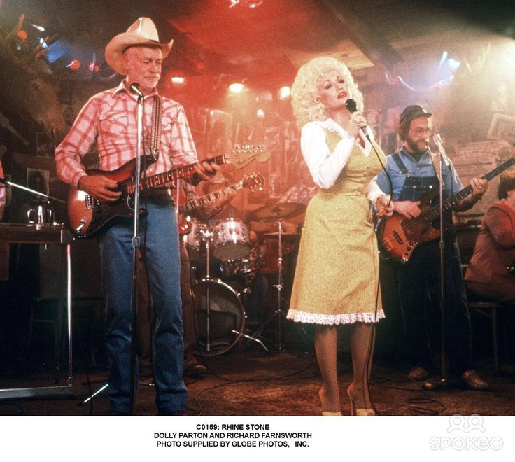 """Rhine Stone"" - Dolly Parton and Richard Farnsworth"