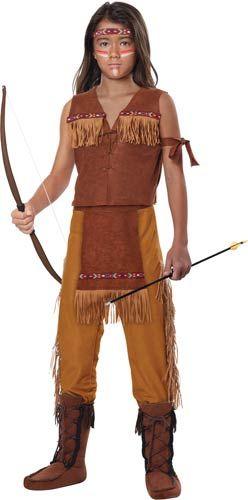 Kids Classic Indian Boy Costume