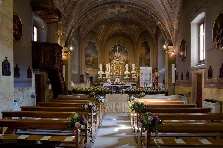 Matrimonio sul Lago Maggiore: chiesa Isola Pescatori