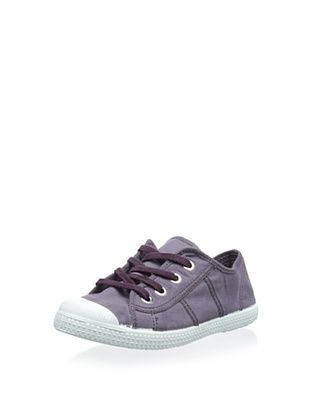 45% OFF Cienta Kid's Lace-Up Sneaker (Hortensia)