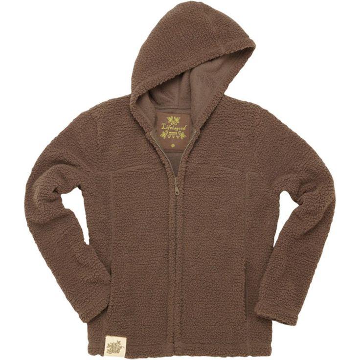 Cozy Sherpa Hoodie Jacket by Life is good