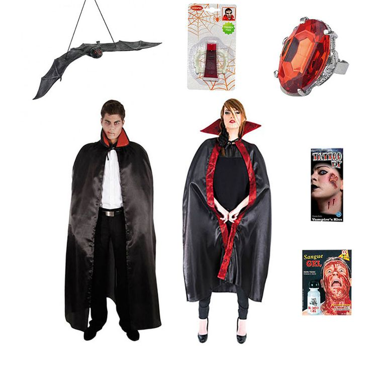 les 25 meilleures id es de la cat gorie costumes de vampire pour halloween sur pinterest. Black Bedroom Furniture Sets. Home Design Ideas
