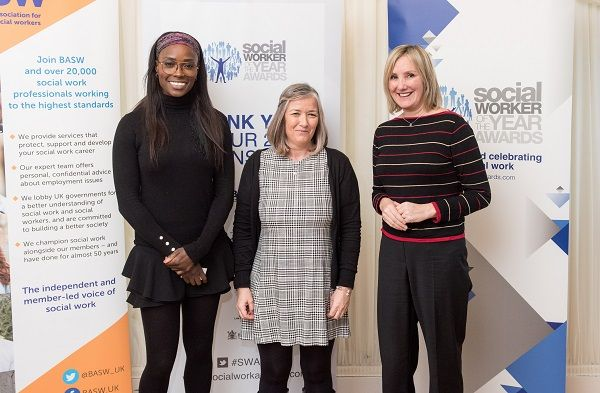 Award Winning Cumbria Social Worker Praised At House Of Commons Social Worker Cumbria University Of Cumbria