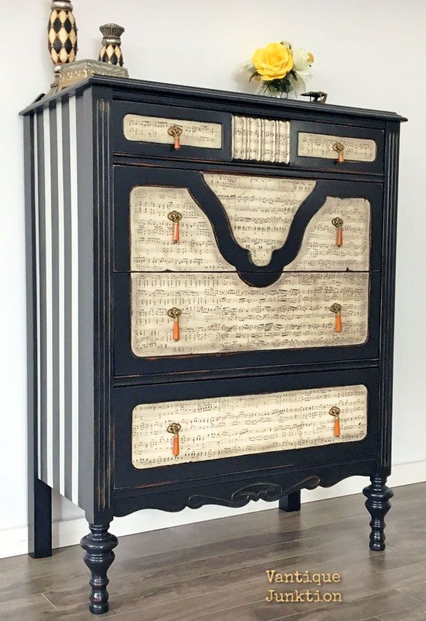The Crooner Chest of Drawers | General Finishes Design Center