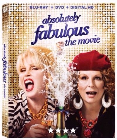 This week on Bluray is the return of two gals who know how to stretch the party life to the limits with director Mandie Fletcher and 20th Century Fox Home Entertainment offering of ABSOLUTELY FABULOUS: The Movie. http://moviemaven.homestead.com/services.html