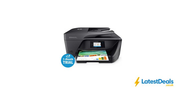 HP Officejet Pro All-in-One Wireless Inkjet Printer Fax + 7 Month's Instant Ink, £69 at Currys PC World
