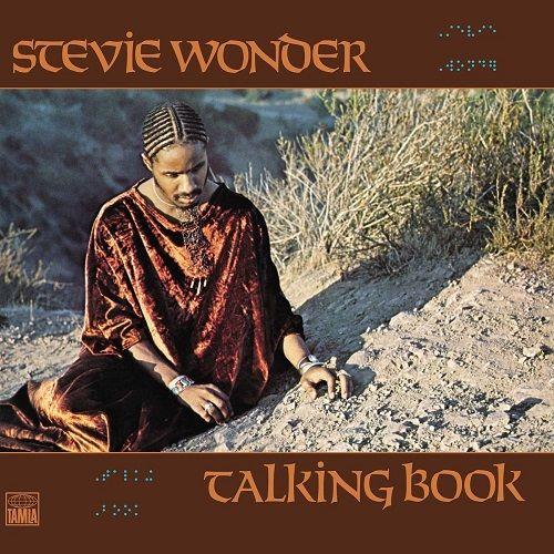 STEVIE WONDER / スティーヴィー・ワンダー / TALKING BOOK (LP)