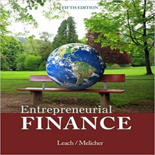31 best find test bank images on pinterest test bank for entrepreneurial finance 5th edition by leach and melicher fandeluxe Image collections
