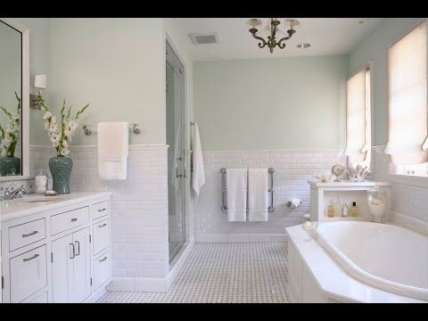 Bathroom Tile Choice