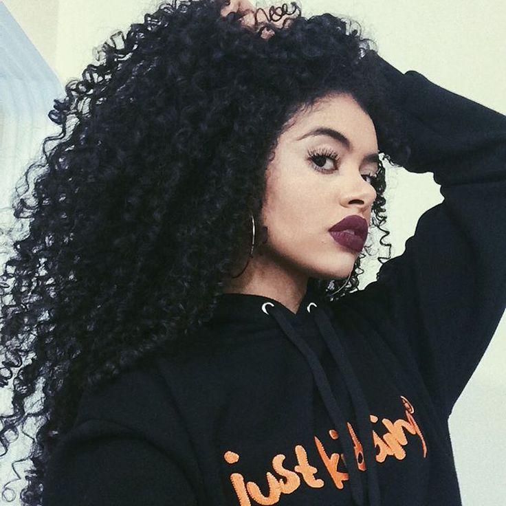 How To Grow Beautiful Natural Black Hair