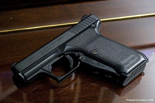 Heckler and Koch P7M13 9mm 13rd