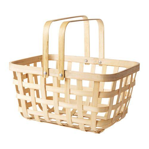 fruit and vegetable basket; viktigt, ikea.