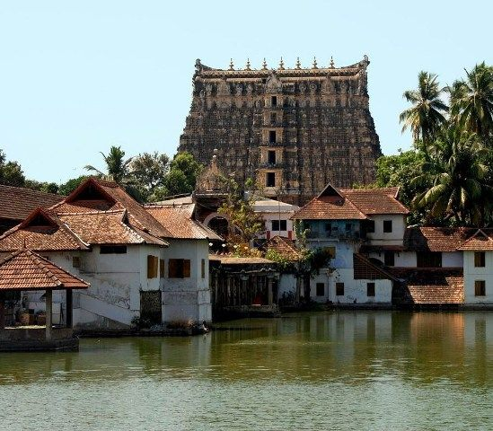 World's richest temple: Padmanabhaswamy temple, Kerala