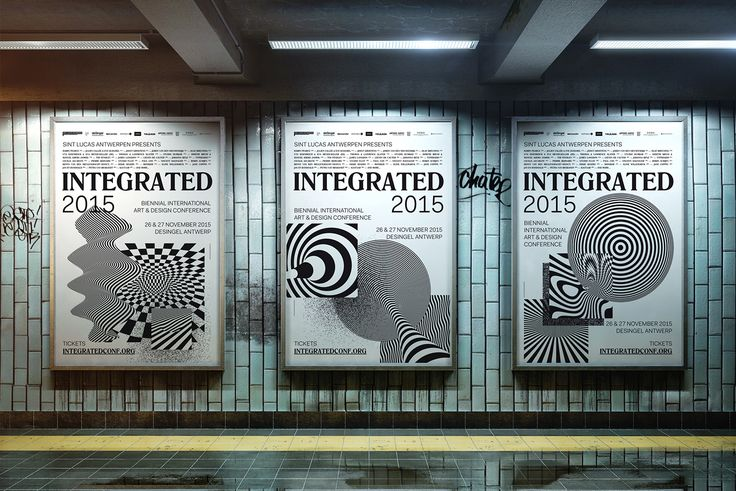 Integrated 2015 on Behance