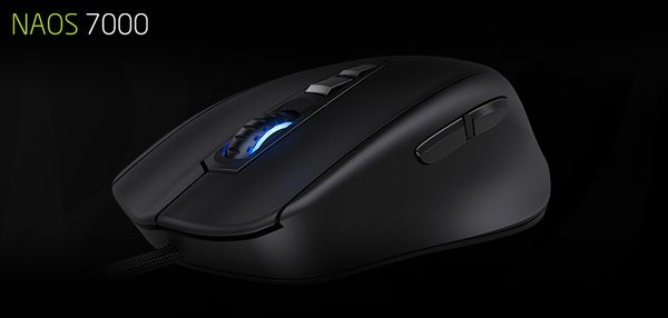 The Mionix NAOS 7000 is a near perfect extension of your gaming hand. 5 of 5 stars EXAMINER.COM