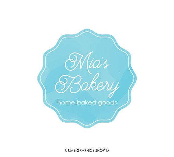 Bakery Premade Logo / U&Me Graphics