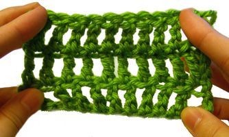 Crochet Spot » Blog Archive » How to Crochet: Treble Crochet Stitches (tr) - Crochet Patterns, Tutorials and News