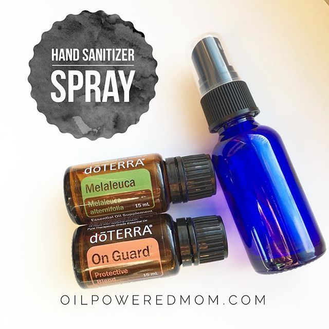 When I'm out and about, it seems like I am forever trying to keep my kid's hands clean. This essential oil spray is a quick, easy and natural way! 1 oz glass spray bottle 5 drops doTERRA Melaleuca, 5 drops doTERRA OnGuard, 1 tsp FCO or Aloe Vera (optional), Water to the top, Combine in spray bottle. Shake before each use. Missed onto hands and allow to air dry. If you have tiny ones you will be using this on, just do 10 drops Melaleuca and skip the OnGuard Tag your mama friends!