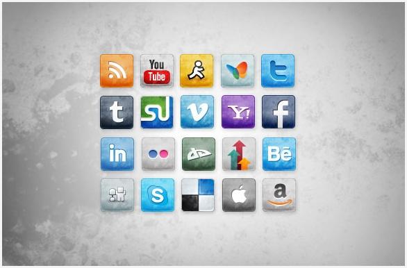 5 Paquetes de iconos gratis para diseño web