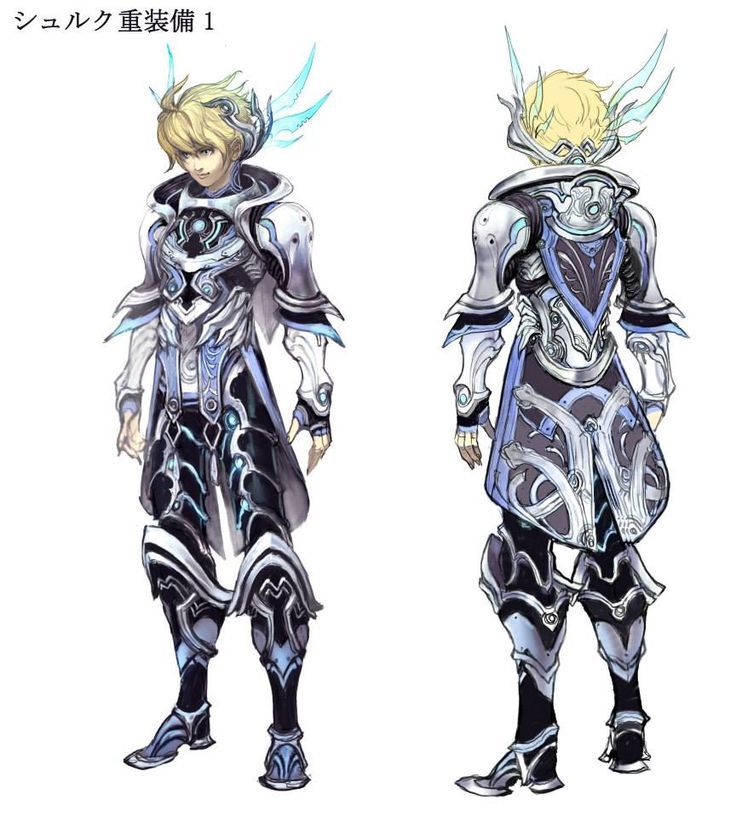 Xenoblade Chronicles Shulk Armor 152 best images about ...