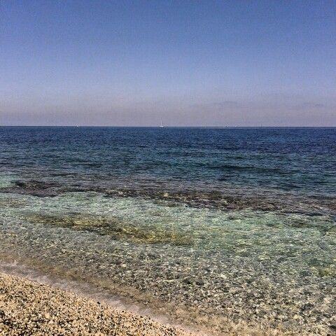 Spiaggia delle Ghiaie