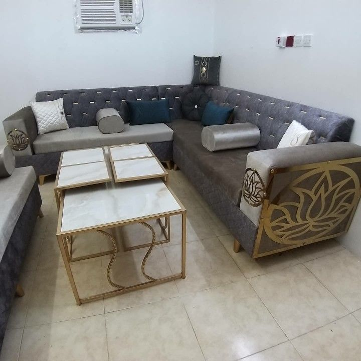 كنب حرف ال Home Decor Decor Sectional Couch