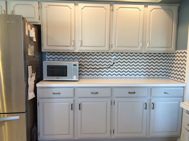 "Laura Chaplin-Szilier says, ""I love your products General Finishes! I recently painted my kitchen cabinets in the Seagull Gray and love how it turned out. This paint is awesome and very easy to work with, I will definitely find another project to use it for."" MFG NOTE: On high-use surfaces such as kitchen cabinets and table tops we recommend sealing Milk Paint with High Performance Top Coat."