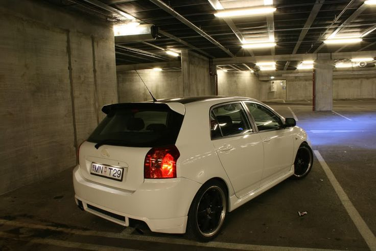 60 Best Images About Toyota Corolla E120 On Pinterest