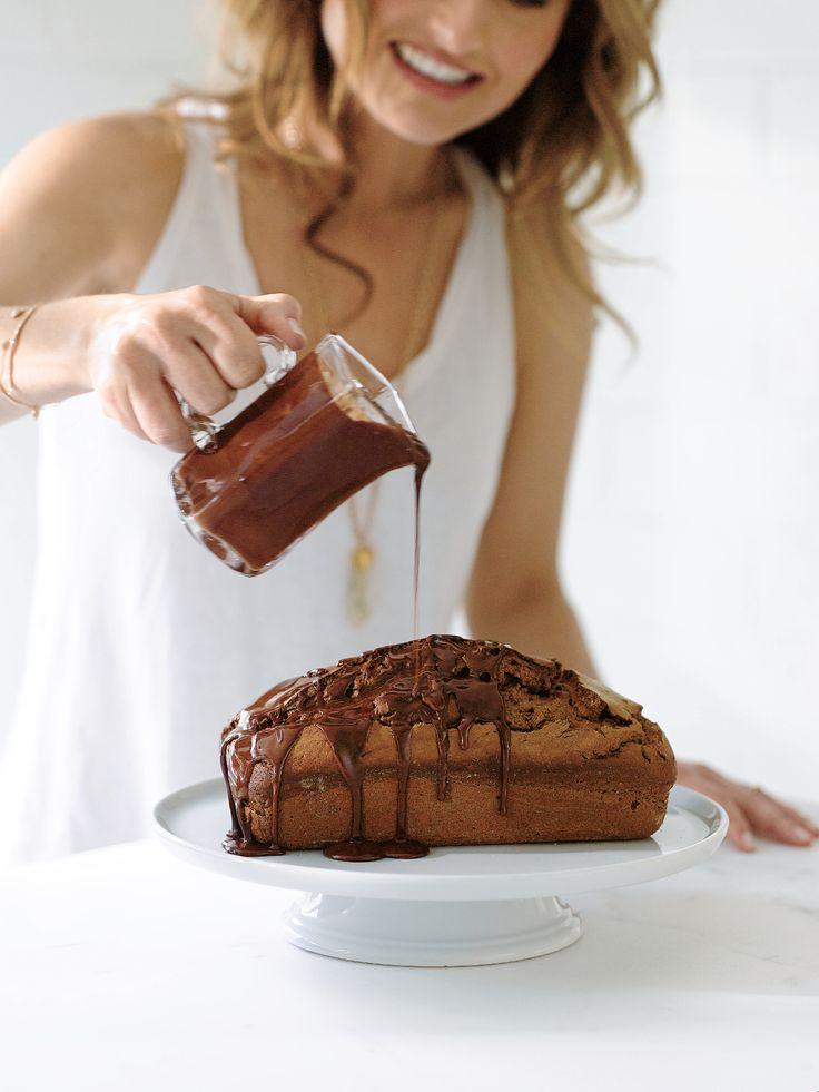 Giada Chocolate Chip Pound Cake