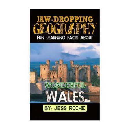Jaw-Dropping Geography: Fun Learning Facts about Wonderful Wales: Illustrated Fun Learning for Kids