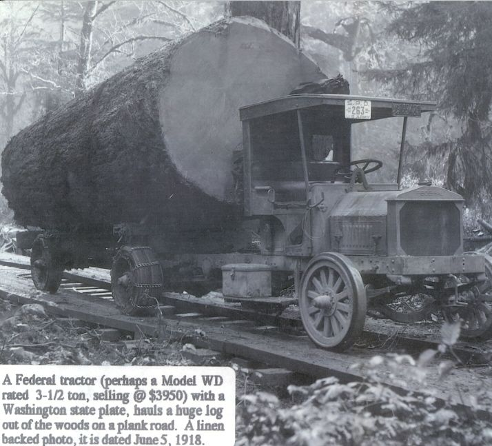 Federal Tractor Vintage shots from days gone by! - Page 2551 - THE H.A.M.B.