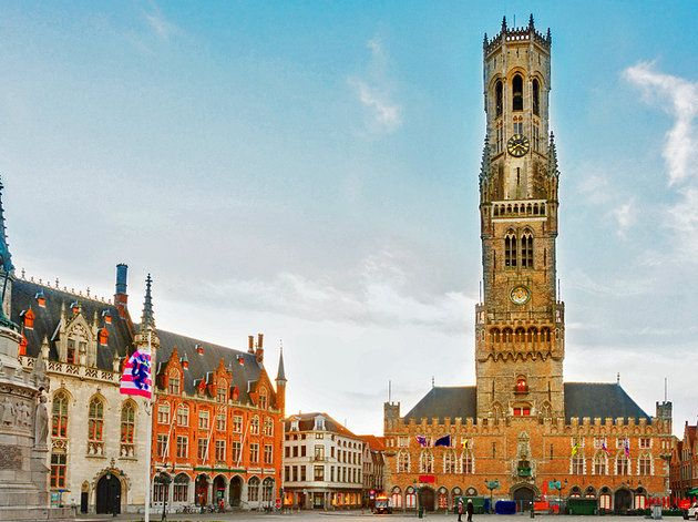 12 Top-Rated Tourist Attractions in Belgium | PlanetWare