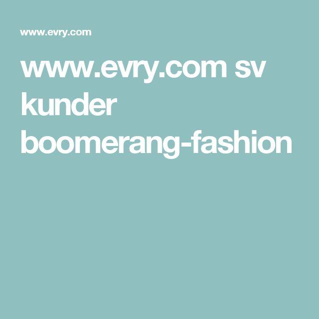 www.evry.com sv kunder boomerang-fashion