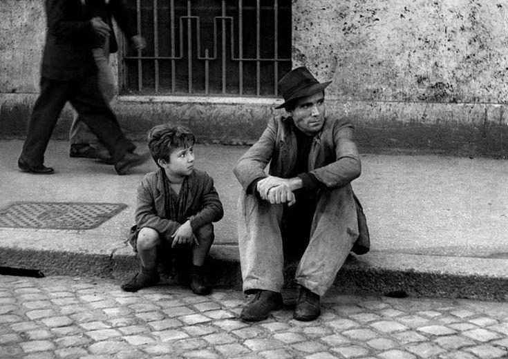 LADRÓN DE BICICLETAS Vittorio de Sica (1948)