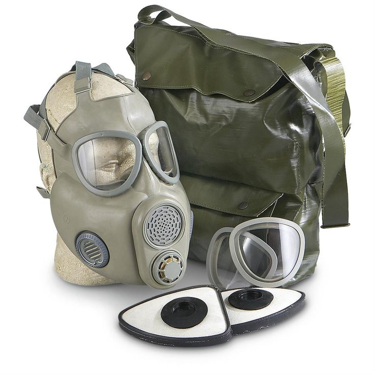 Image result for gas masks and filters