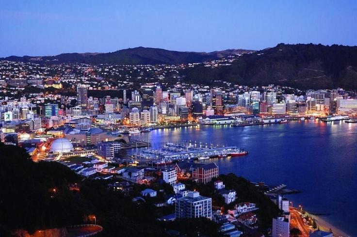 Wellington,New Zealand